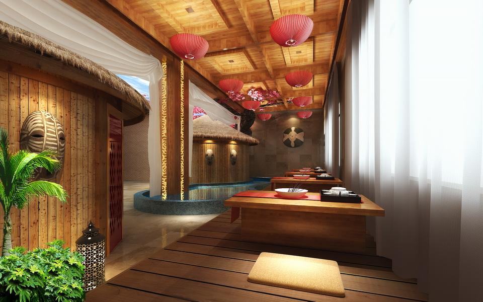 夜总会 ktv 养生会所 温泉酒店水疗泳池设计,设备安装