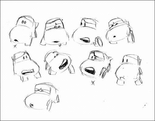原创手绘营销卡通形象动画动漫短中长篇连载漫画设计10P