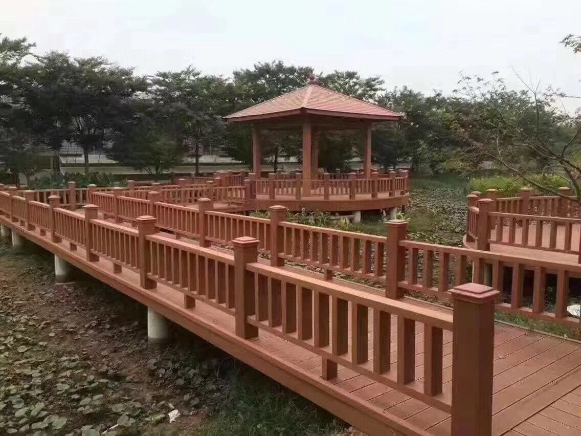 木艺工程设计,防腐木设计,木屋设计,农庄