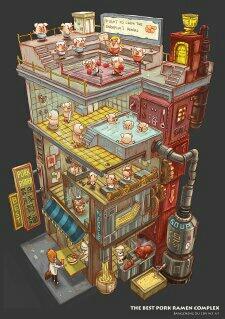 游戏模型制作/场景模型/模型设计/物品模型./道具/3d模型
